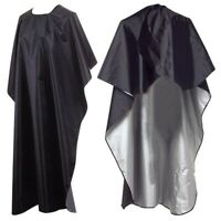 Salon Barber Hairdressing Hair Care Waterproof Gown Dye Cut Styling Cape.Clothes