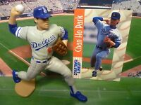 1997  CHAN HO PARK - Starting Lineup - SLU - Figure & Card - LOS ANGELES DODGERS
