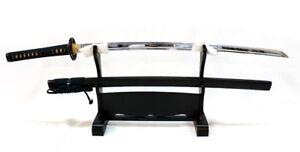 Hongoshirae Samurai Katana - Japanese Handmade Iaito (Iaido Sword)