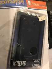 Samsung Omnia W i8350 Extreme TPU Shield Flexi Case - Black XC-TPSOWBK Brand New