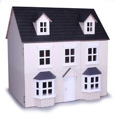 Tudor Houses Kits for Dolls