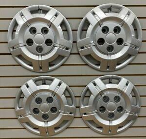 """NEW 2014-2021 Dodge PROMASTER Van 16"""" Steel Wheel Hubcap Wheelcover SET of 4"""