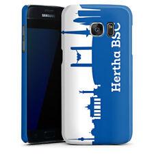 Samsung Galaxy S7 Premium Case Cover - Hertha BSC Skyline 2