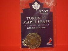 2002/03  MEDALLION TORONTO MAPLE LEAFS  LOGO