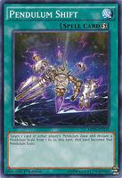 Pendulum Shift Common 1st Edition Yugioh Card MP15-EN235