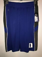 Men's DUKE BLUE DEVILS Colosseum COBS10773 Triple A Basketball Shorts Size Small