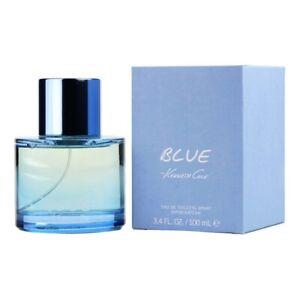 KENNETH COLE BLUE for MEN * 3.4 oz (100 ml) EDT Spray * NEW & SEALED
