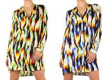Hemdkleider mit V-Ausschnitt für die Freizeit