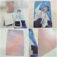 BTS World Tour Seoul Love Yourself DVD Photobook JIMIN Fold Poster Photocard 1p