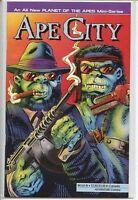 Ape City 1990 series # 4 near mint comic book