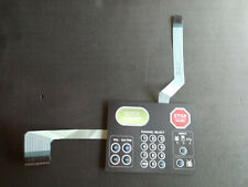 Star Trac Overlay Keypad Treadmill w Pvs/iPod Model: Etr-Etrx Part # 050-2151
