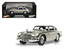 James Bond Aston Martin DB5 Hot Wheels 1:18 Diecast Car New Release!