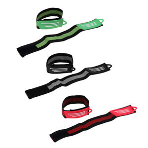 Pack of 2 Elastic Cycling Ankle Strap Bike Leg Band Safety Gear Accessories