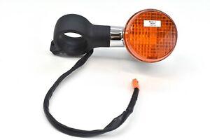 Honda Left Front Turn Signal 10-20 VT1300CX/CXA Fury Blinker Unit New OEM #E184
