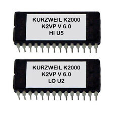 Kurzweil k2vp Setup EPROM v6 for k2000 k2000s k2000r k2000rs