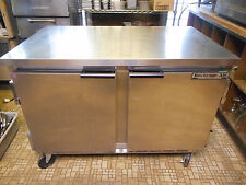 BERVERAGE AIR 2 DR. UNDERCOUNTER WORKTOP COOLER