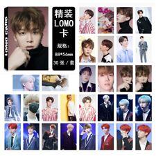 30pcs /set NINE PERCENT 范丞丞 Photo Card Poster Lomo Cards
