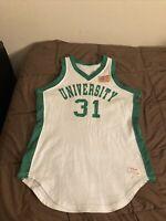 Vintage University #31 Wilson Basketball Jersey Size 44 (RARE)