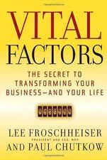 Vital Factors: The Secret to Transforming Your Bus