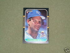 GEORGE BRETT- DONRUSS Card- #54- 1987