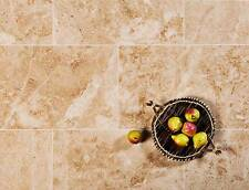 STYLISH POLISHED CAPPUCCINO MARBLE TILES 610 X 610 X 15mm  £39.99 per m2
