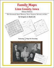 Family Maps Linn County Iowa Genealogy Plat History