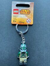 Star Wars Lego Mini Figure Key Ring Chain Commander Gree