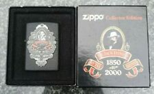 ZIPPO, JACK DANIELS COLLECTORS EDITION, 150TH BIRTHDAY ((EXTREMELY RARE))