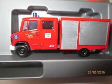 Herpa Fahrzeugmarke MB Auto-& Verkehrsmodelle mit Einsatzfahrzeug aus Kunststoff