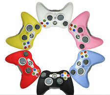 New Silicone Skin Case Cover for XBOX 360 Game Controller Excellent