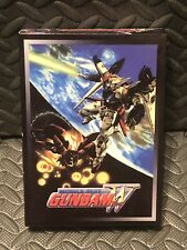 Bandai DVD Mobile Suit Gundam Wing Collection Msia Lot
