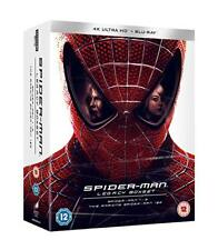 Spider-man 4k Ultra HD Legacy Collection Limited Numbered Edition