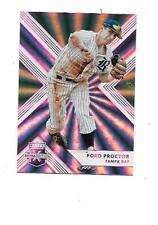 2018 Elite Extra Ford Proctor Retail Pink Parallel Rays 105  FREE SHIPPING