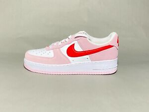 Nike Air Force 1 07 QS Valentine's Day Love Letter DD3384-600