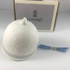 "Lladro ""Winter Bell"" 1994 #17616 Christmas Beautiful Piece In Mint Condition!"