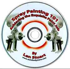 Spray Painting 101 - Achieving the Exquisite Paint Job