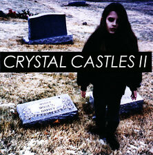 Crystal Castles - Crystal Castles II (2010)  CD  NEW  SPEEDYPOST