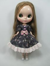 Costume outfit handcrafted dress for Blythe Basaak doll 44-12