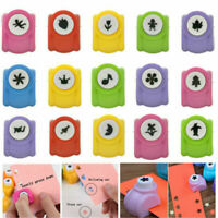 DIY Scrapbook Punches Circle Kids Hole Cutter Paper Hole Animals Puncher Shape