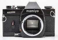 Mamiya Auto X1000 Body Gehäuse SLR Kamera analoge Spiegelreflexkamera