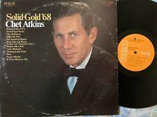 Chet Atkins-Solid Gold '68- Vinyl LP
