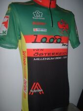 Austria 1000km Cycle Cycling Shirt Jersey Adult Large Trikot Ciclismo Maglia Top