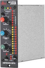 New DBX 560A Compressor/Limiter 500 Series rack mount VCA-based compression