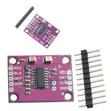 1x HX711 Weighing Sensor 24-bit A/D Conversion Adapter Load Cell Amplifier Board