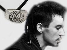 Collana Con Anello MORGENSTERN The Mortal Instruments Shadowhunters + OMAGGIO