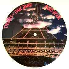 """TYGERS OF PAN TANG - Paris By Air/Love's A Lie (7"""") (Picture Disc) (VG/VG)"""