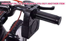 RETRO MOTORCYCLE REVING NOISE MAKER THROTTLE HOOTER TO FIT ON BIKE HANDLEBARS