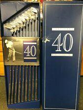 Ben Hogan 40th Anniversary Commemorative Irons COLLECTORS Limited #0848/1500