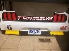 2020 Cole Custer Rookie Haas Tooling SHR Nascar Race Used Sheetmetal Rear Bumper