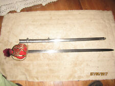 Sword,Scottish Claymore New Traditional